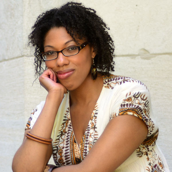Head shot of Chronicling Resistance Project Director, Mariam Williams.
