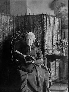 Photo of Eliza Sproat Turner, one of the founders of the New Century Club, now the New Century Trust.